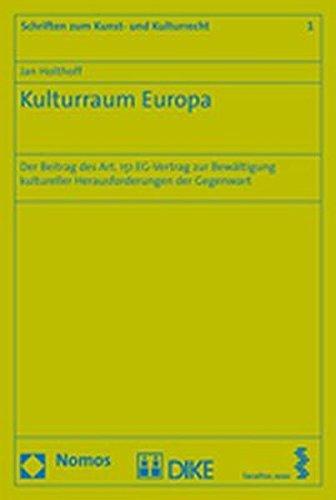 Kulturraum Europa: Jan Holthoff