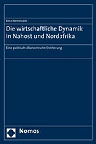 Die wirtschaftliche Dynamik in Nahost und Nordafrika: Reza Nemetzade