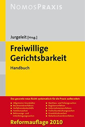 Freiwillige Gerichtsbarkeit: Andreas Jurgeleit
