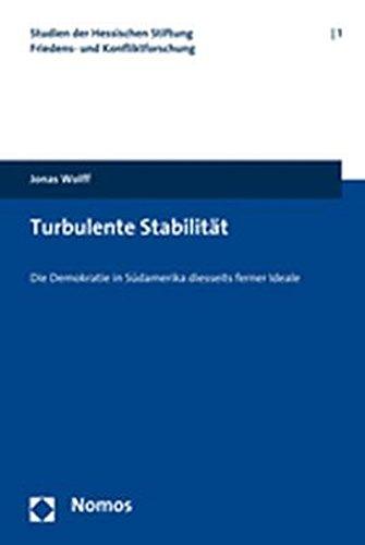 Turbulente Stabilität: Jonas Wolff