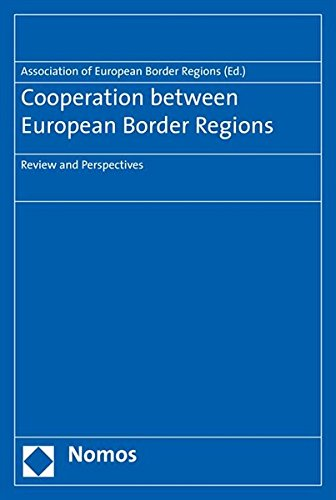 9783832933906: Cooperation between European Border Regions: Review and Perspectives