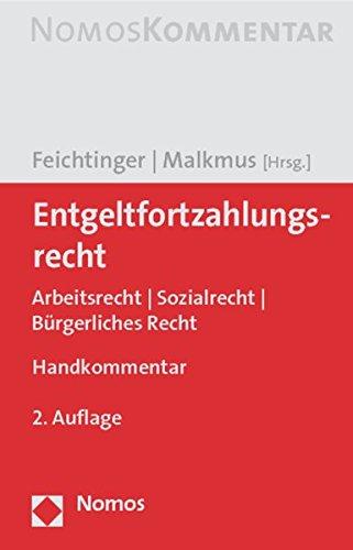 Entgeltfortzahlungsrecht: Peter Feichtinger
