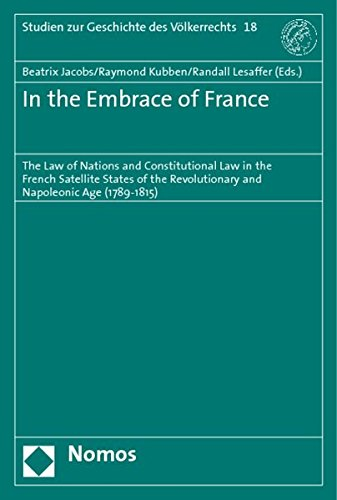 In the Embrace of France: The Law: Beatrix Jacobs, Raymond
