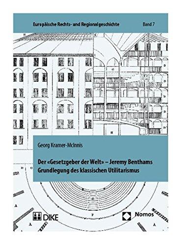 Der «Gesetzgeber der Welt»: Georg Kramer-McInnis
