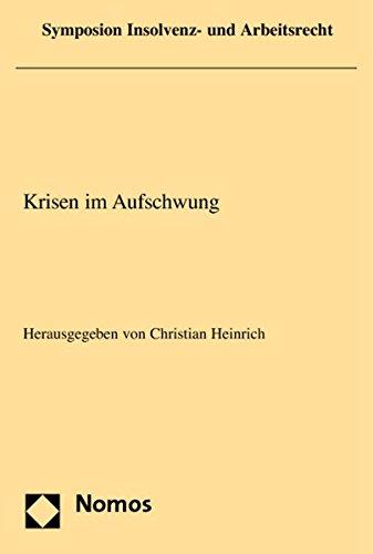 Krisen im Aufschwung: Christian Heinrich