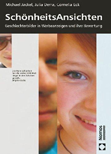 9783832943172: Schonheitsansichten: Geschlechterbilder in Werbeanzeigen Und Ihre Bewertung