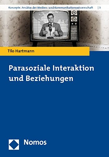 9783832943387: Parasoziale Interaktion