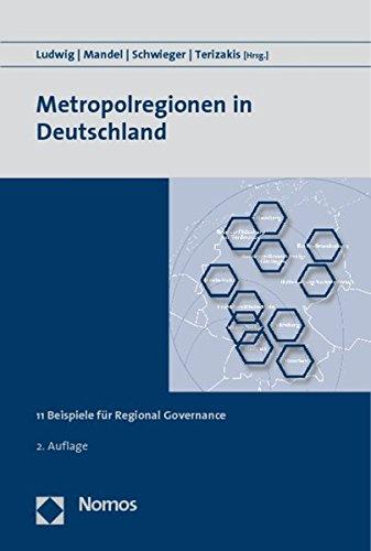 9783832946852: Metropolregionen in Deutschland: 11 Beispiele für Regional Governance