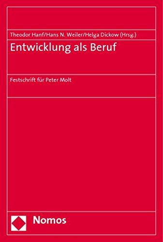 Entwicklung als Beruf: Theodor Hanf