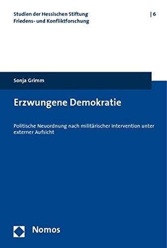 Erzwungene Demokratie: Sonja Grimm