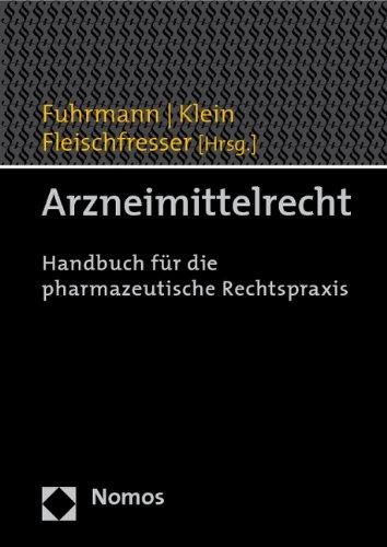 9783832951597: Arzneimittelrecht