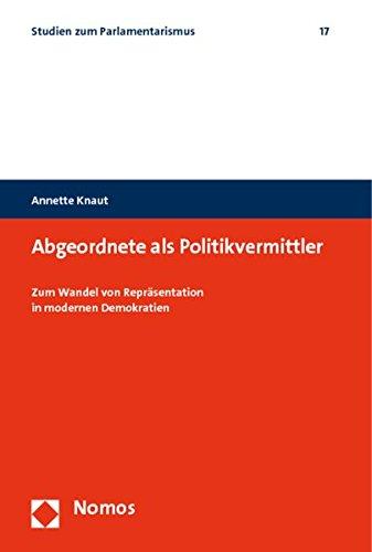 Abgeordnete als Politikvermittler: Annette Knaut