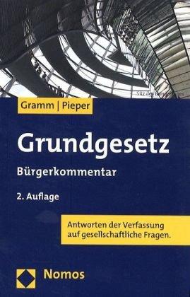 9783832953034: Grundgesetz: Bürgerkommentar