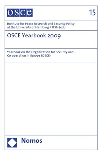 9783832953362: OSCE Yearbook 2009: Yearbook on the Organization for Security and Co-operation in Europe (OSCE)