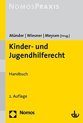 Kinder- und Jugendhilferecht: Johannes Münder