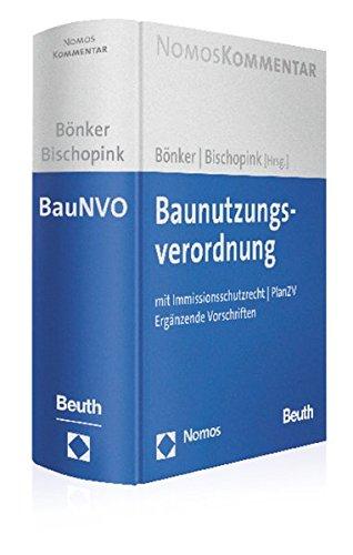 Baunutzungsverordnung: Christian Bönker