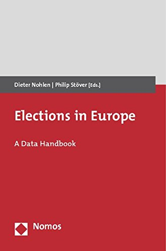 9783832956097: Elections in Europe: A Data Handbook