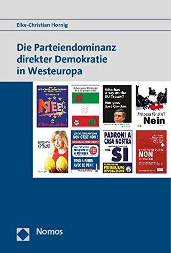 9783832956585: Die Parteiendominanz direkter Demokratie in Westeuropa