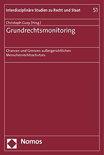 Grundrechtsmonitoring: Christoph Gusy