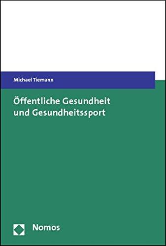 Öffentliche Gesundheit und Gesundheitssport: Michael Tiemann
