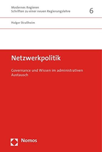 Netzwerkpolitik: Holger Straßheim