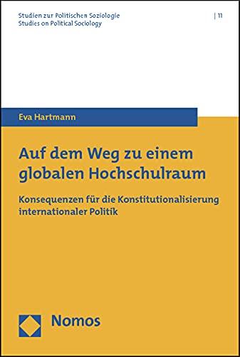 Auf dem Weg zu einem globalen Hochschulraum: Eva Hartmann