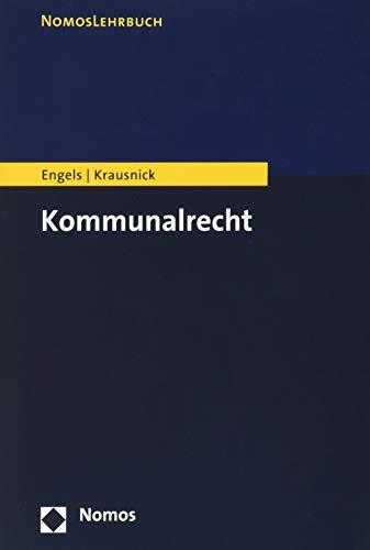 9783832963873: Kommunalrecht (Nomoslehrbuch) (German Edition)