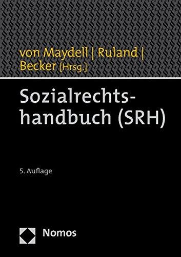 9783832964627: Sozialrechtshandbuch