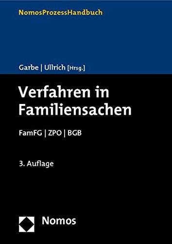 Verfahren in Familiensachen: Roland Garbe