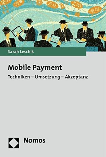 9783832966065: Mobile Payment: Techniken - Umsetzung - Akzeptanz