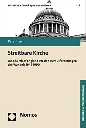 Streitbare Kirche: Peter Itzen
