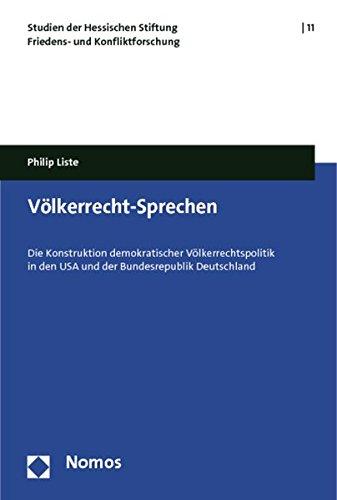 Völkerrecht-Sprechen: Philip Liste