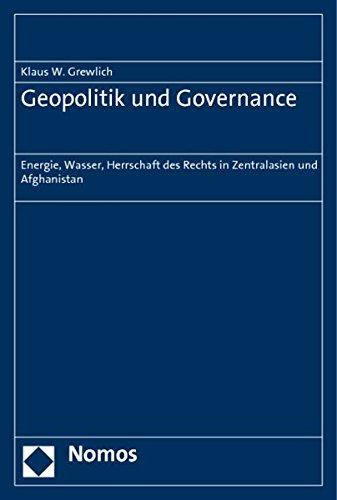 Geopolitik und Governance: Klaus W. Grewlich