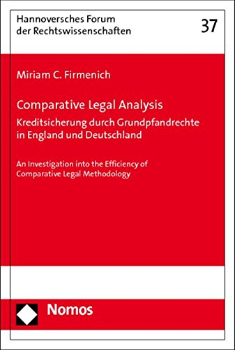 Comparative Legal Analysis: Miriam C. Firmenich