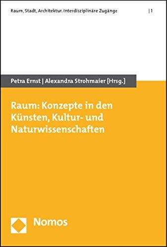 Raum: Konzepte in den Künsten, Kultur- und Naturwissenschaften: Petra Ernst
