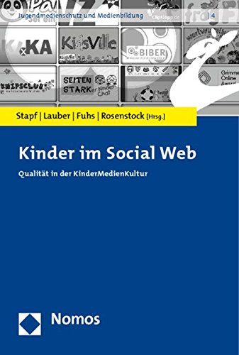 Kinder im Social Web: Ingrid Stapf