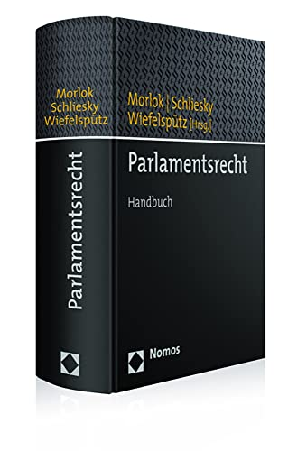 Parlamentsrecht: Martin Morlok