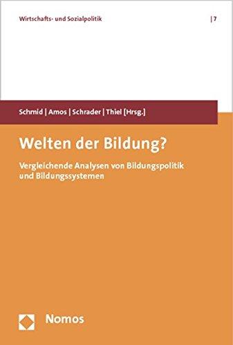 Welten der Bildung?: Josef Schmid