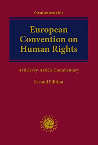 9783832972745: European Convention on Human Rights: Commentary
