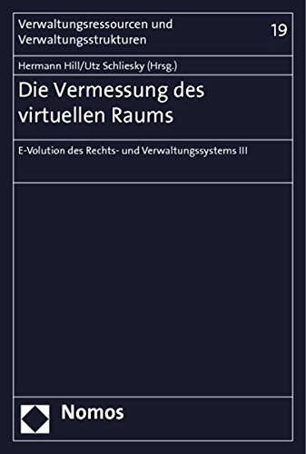 Die Vermessung des virtuellen Raums: Hermann Hill