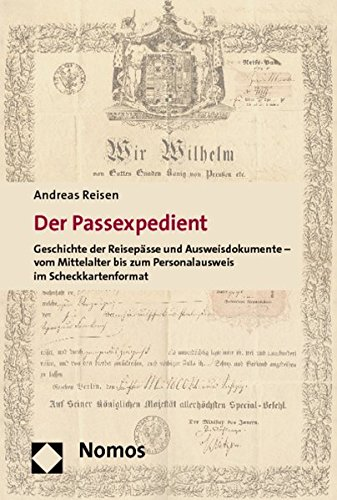 Der Passexpedient: Andreas Reisen
