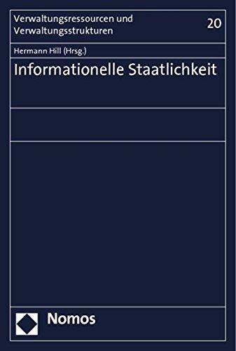Informationelle Staatlichkeit: Hermann Hill