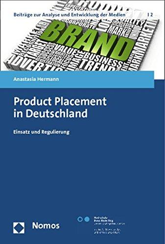 Product Placement in Deutschland: Anastasia Hermann