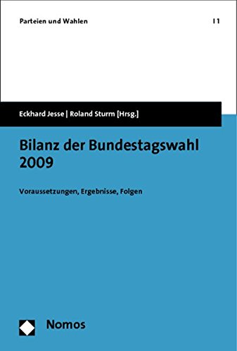 Bilanz der Bundestagswahl 2009: Eckhard Jesse