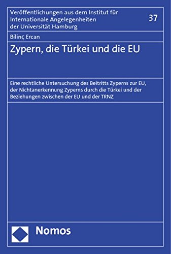 Zypern, die Türkei und die EU: Bilinc Ercan