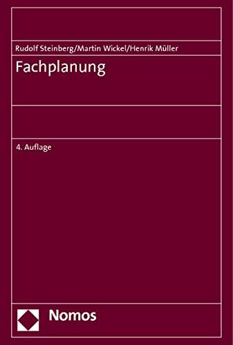 Fachplanung: Rudolf Steinberg
