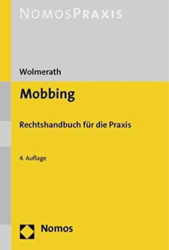9783832977634: Mobbing: Rechtshandbuch Fur Die Praxis (German Edition)