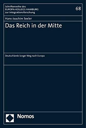 Das Reich in der Mitte: Hans-Joachim Seeler