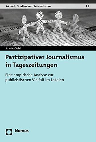 Partizipativer Journalismus in Tageszeitungen: Annika Sehl
