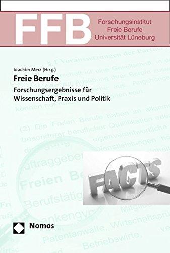 Freie Berufe: Joachim Merz